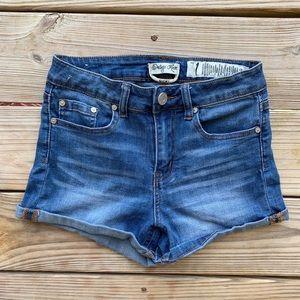 Jean shorts (size 1)